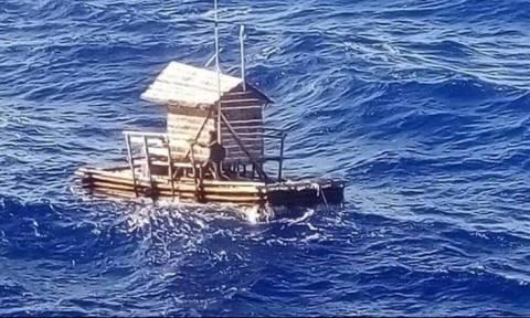 Survivor ετών 19: Επέζησε για 49 μέρες μόνος του στη θάλασσα – Δείτε πώς κατάφερε να σωθεί