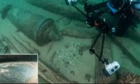 Η «ανακάλυψη της δεκαετίας» στην Πορτογαλία: Ναυάγιο πλοίου 400 ετών! (vid)