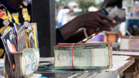«Μαγικές» καταστάσεις στη Λιβερία: Εξαφανίστηκαν 100 εκατομμύρια δολάρια