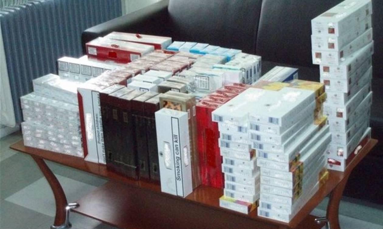 Κέρκυρα: Συλλήψεις Ρώσων για λαθρεμπόριο τσιγάρων