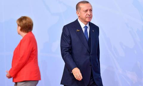 «Χαστούκι» Μέρκελ σε Ερντογάν: Αρνείται να παραστεί στη δεξίωση προς τιμήν του «Σουλτάνου»