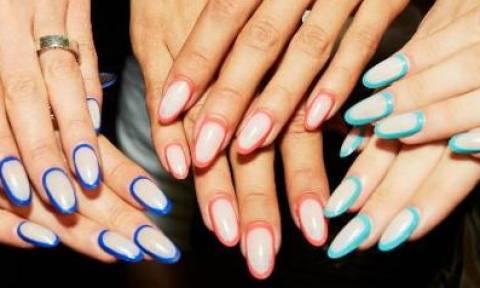 Τα καλύτερα manicures από την Εβδομάδα Μόδας μέχρι τώρα