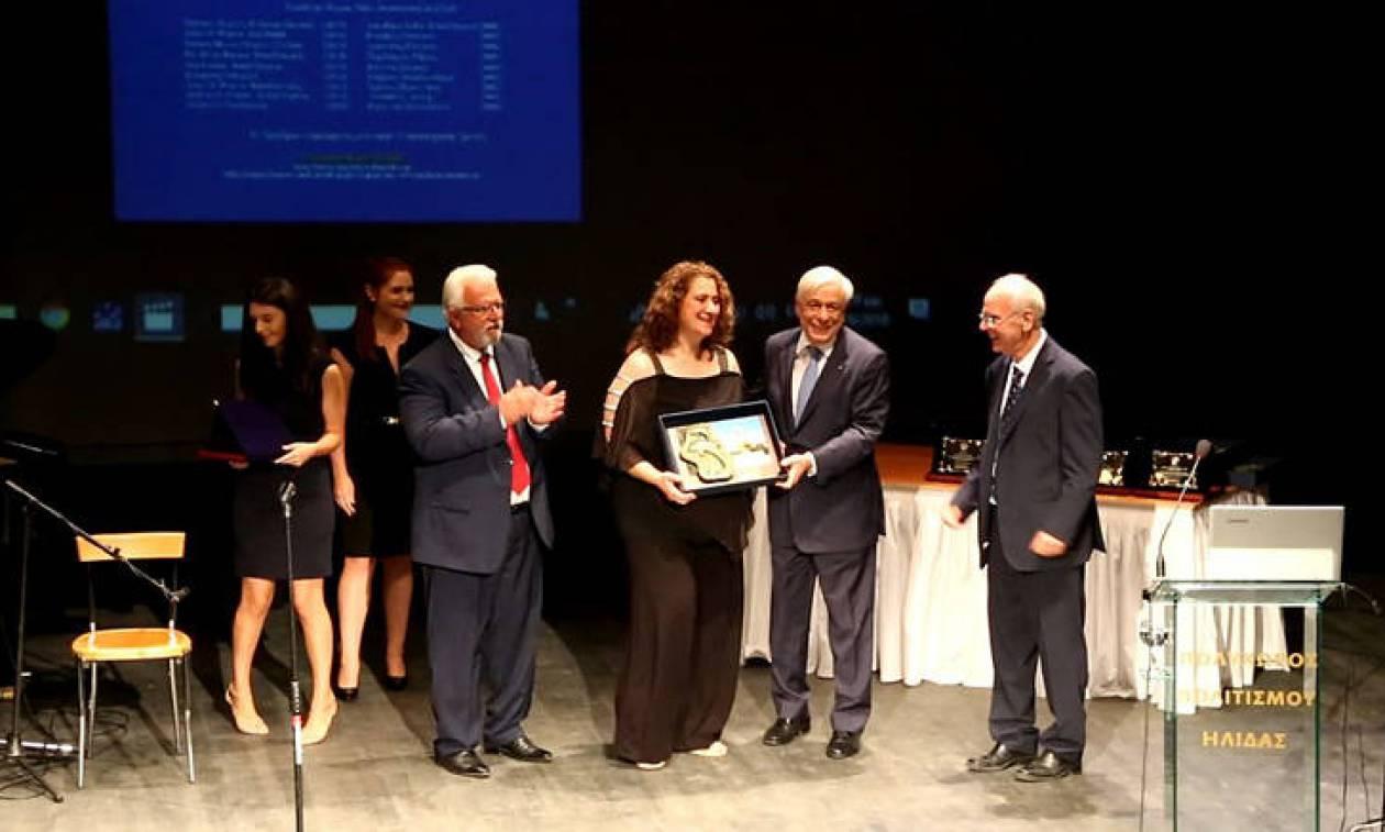 To 19o συνέδριο Ιατρικής Χημείας τίμησε την οικογένεια Γιαννακόπουλου