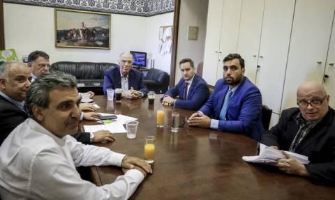 Υπό διάλυση η Κοινοβουλευτική Ομάδα της Ένωσης Κεντρώων: Aνεξαρτητοποιείται ο βουλευτής Φωκάς