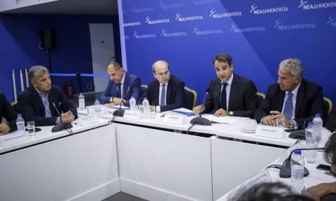 Μητσοτάκης: Η απόδοση του ΕΝΦΙΑ στους δήμους αναβαθμίζει τις σχέσεις Κράτους - Αυτοδιοίκησης