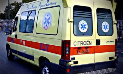Σοβαρό τροχαίο στη Θεσσαλονίκη: ΙΧ παρέσυρε φοιτήτρια - Νοσηλεύεται σε σοβαρή κατάσταση