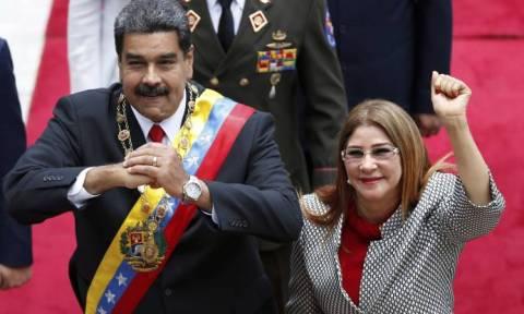 ΗΠΑ και Βενεζουέλα «σφάζονται» για τα... μάτια της γυναίκας του Μαδούρο