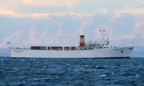 Σύγκρουση πλοίων στα ανοικτά του Πειραιά