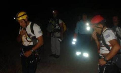Κρήτη: Επιχείρηση απεγκλωβισμού τουρίστα από φαράγγι στα Σφακιά