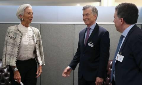 Κριστίν Λαγκάρντ: ΔΝΤ και Αργεντινή βρίσκονται «κοντά» σε συμφωνία