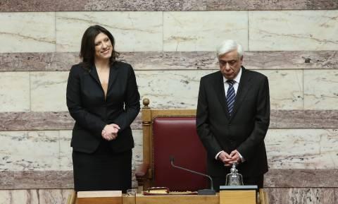 Εξώδικο της Ζωής Κωνσταντοπούλου στον Προκόπη Παυλόπουλο