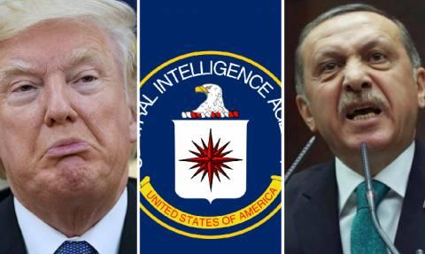 Δεν περνούν τα νταηλίκια του Ερντογάν: Στο στόχαστρο της CIA η Τουρκία