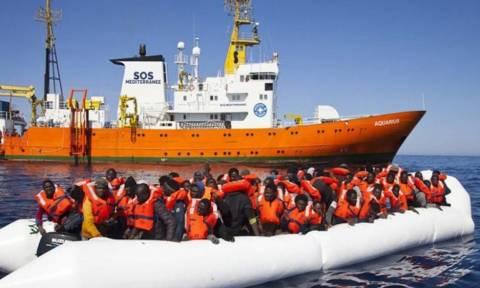 Ξαφνικό τέλος στη διάσωση μεταναστών από ΜΚΟ στη Μεσόγειο