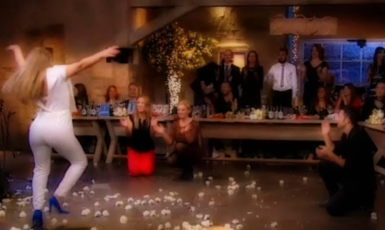 Εσείς πώς νιώθετε όταν βλέπετε μία γυναίκα να χορεύει ζεϊμπέκικο;