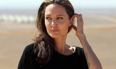 Wow: Πρέπει οπωσδήποτε να δεις το νέο λουκ της Angelina Jolie