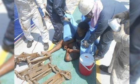 «Διάβαζε τη Βίβλο και προσευχόταν»: Έτσι σώθηκε ο ναυαγός που επέζησε στον ωκεανό για 49 μέρες