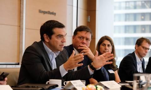 Αλέξης Τσίπρας: «Κλειδί» οι επενδύσεις για τη δυναμική ανάκαμψη της ελληνικής οικονομίας