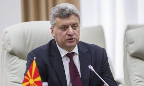 «Τορπίλη» Ιβάνοφ στο Σκοπιανό: Ιστορική αυτοκτονία οι Πρέσπες – Μην πάτε στο δημοψήφισμα