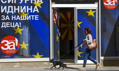 Σκόπια: Λογαριασμοί στο twitter καλούν σε αποχή από το δημοψήφισμα
