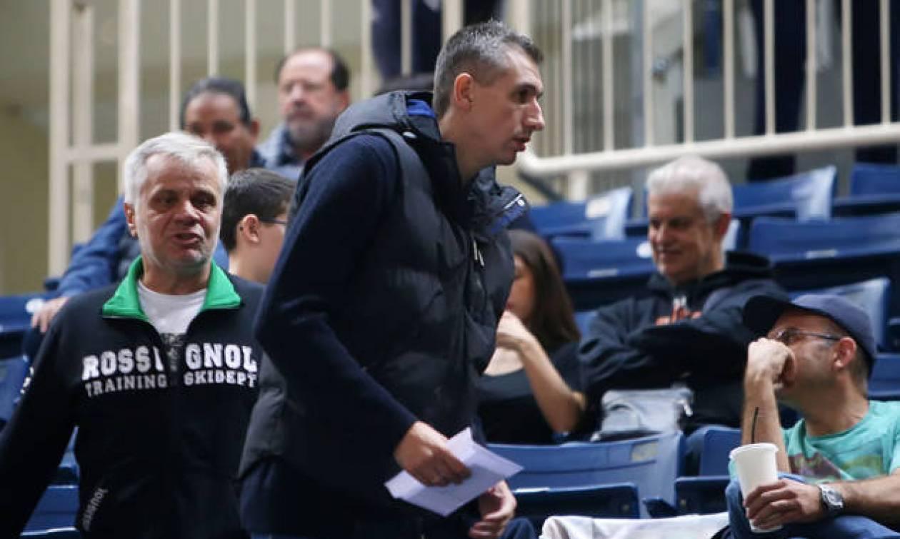 Διαμαντίδης: «Είμαστε εδώ για να τιμήσουμε τον Παύλο Γιαννακόπουλο» (video)