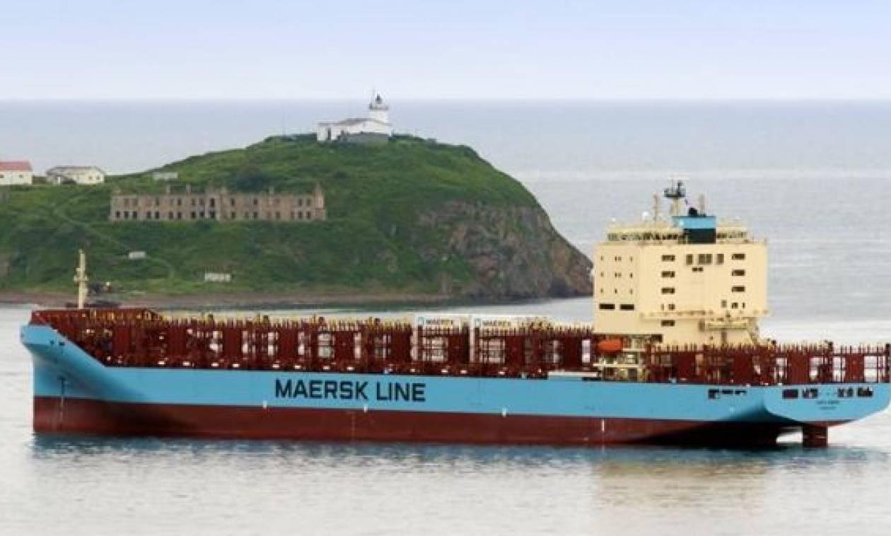 Εμπορικό γιγαντιαίο πλοίο διέπλευσε για πρώτη φορά τη βορειοανατολική οδό της Αρκτικής