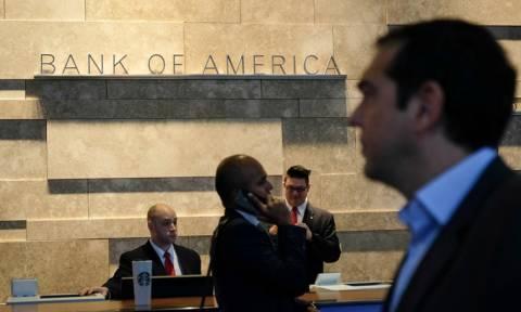 Αλέξης Τσίπρας: Τι συζήτησαν με τον επικεφαλής της μεγαλύτερης τράπεζας των ΗΠΑ