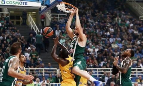 Τουρνουά «Παύλος Γιαννακόπουλος»: Η νίκη του Παναθηναϊκού επί της Χίμκι σε εικόνες (photos)