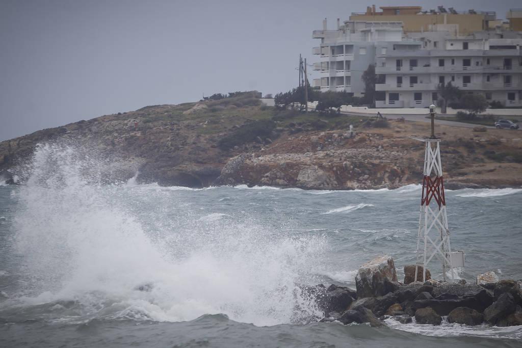 Κακοκαιρία: Κανονικά τα δρομολόγια των πλοίων σήμερα (28/09)