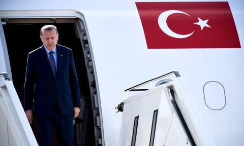 Στο Βερολίνο «πάτησε» το πόδι του ο Ερντογάν: Προβλήματα από την πρώτη κιόλας στιγμή (Vid)
