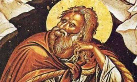 Όσιος Χαρίτων ο Ομολογητής: Τα φρικτά βασανιστήρια και ένας θάνατος που συγκλόνισε