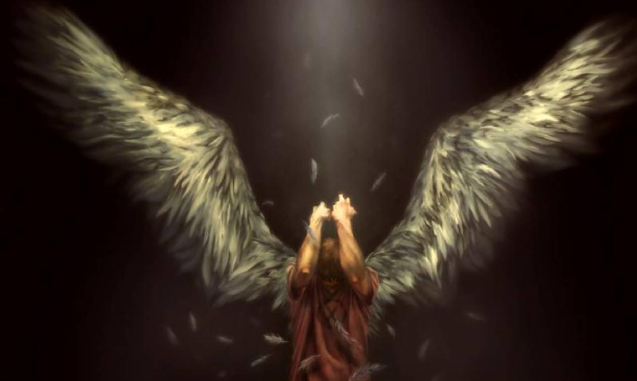 Συγκλονιστικό θαύμα: Τον έκλεισε ο Άγγελος μέσα στις φτερούγες του