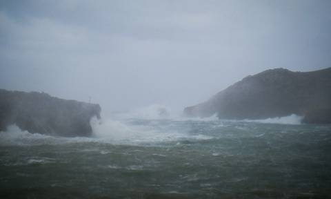 Μεσογειακός κυκλώνας: Πρόβλεψη – «βόμβα» για κύματα - «τέρατα»: Πού θα φτάσουν τα 11 μέτρα