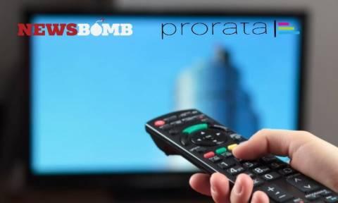 Δημοσκόπηση Newsbomb.gr - Prorata: Αντίθετοι οι πολίτες στο εμπάργκο των κομμάτων στα κανάλια