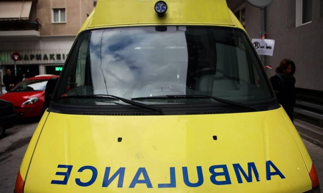 Χανιά: 5χρονο αγοράκι έπεσε από μπαλκόνι δευτέρου ορόφου