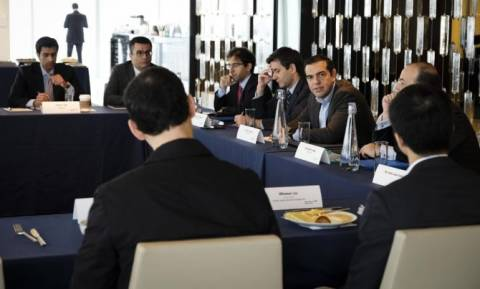 Επαφές Τσίπρα στις ΗΠΑ για επενδύσεις – Στο τραπέζι δισεκατομμύρια