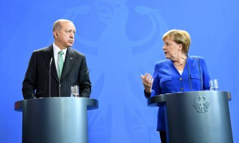 Συνάντηση Ερντογάν – Μέρκελ: Ο μεγάλος φόβος του «Σουλτάνου» ενδέχεται να πάρει «σάρκα και οστά»