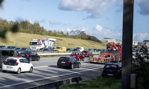 Συναγερμός στη Δανία: Η αστυνομία έκλεισε δύο γέφυρες προς Σουηδία και Γερμανία