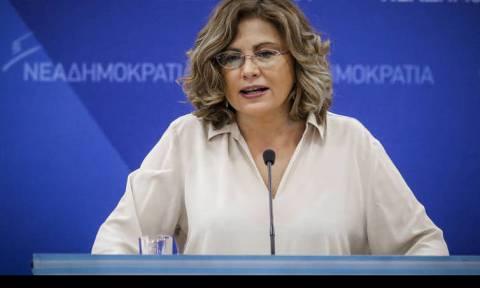 Σπυράκη: Η Ελλάδα δεν είναι ο ΣΥΡΙΖΑ