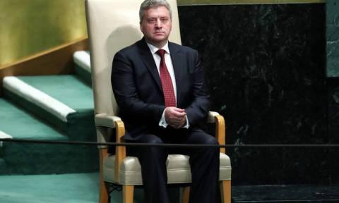Δημοψήφισμα Σκόπια: Επιμένει στο «όχι» ο Γκιόργκι Ιβανόφ