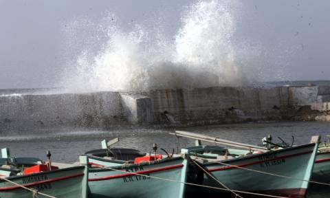 Κακοκαιρία: Στο έλεος του «Ζορμπά» η Ελλάδα - «Κόκκινος» συναγερμός για πρωτοφανείς πλημμύρες