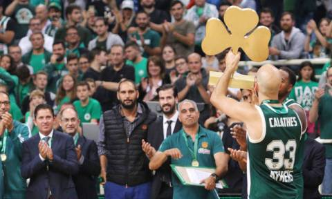 Τουρνουά «Παύλος Γιαννακόπουλος»: Η απονομή του Παναθηναϊκού (video&photos)