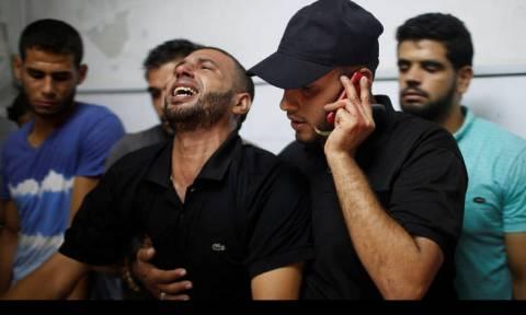 Χωρίς τέλος η αιματοχυσία στη Γάζα: Έξι ακόμη Παλαιστίνιοι νεκροί