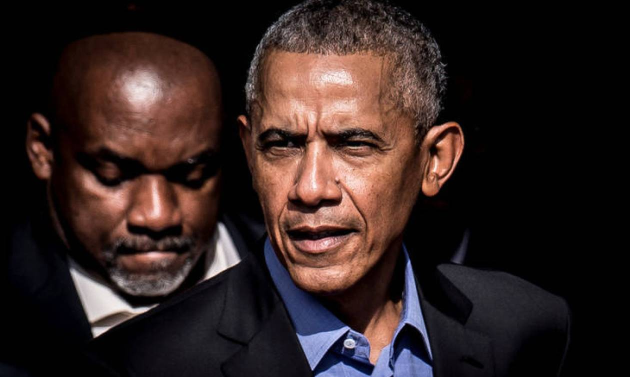 Ομπάμα: Οι δυτικές δημοκρατίες κινδυνεύουν από τα fake news