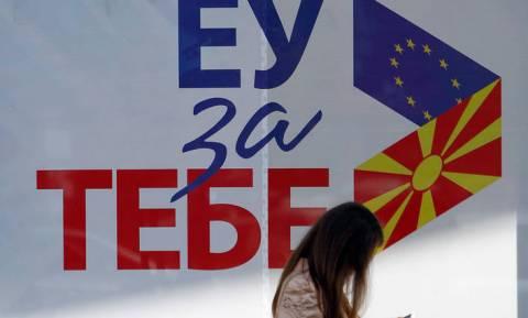 Δημοψήφισμα Σκόπια: Αντίστροφη μέτρηση – Σε ποιο ερώτημα θα κληθούν να απαντήσουν οι πολίτες