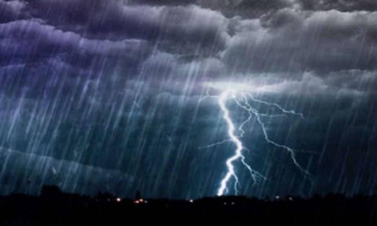 Κακοκαιρία: Σε αυτές τις περιοχές έπεσε η περισσότερη βροχή - Απίστευτη η ταχύτητα των ανέμων