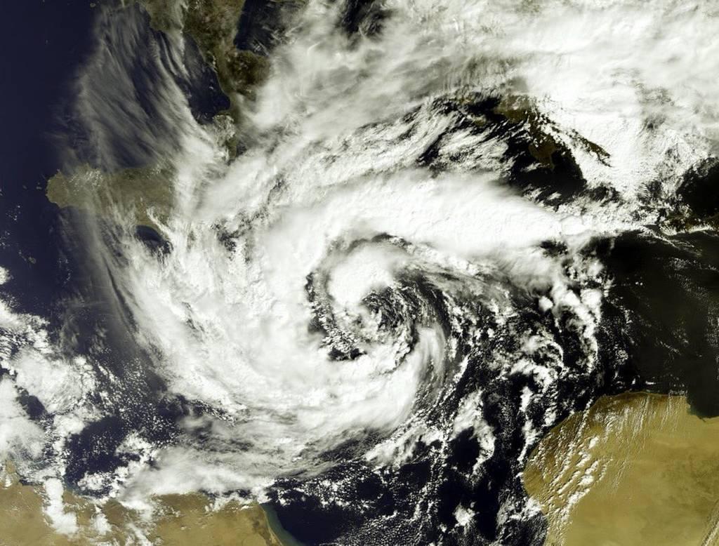 Κακοκαιρία: Σε αυτές τις περιοχές έπεσε η περισσότερη βροχή και παρατηρήθηκαν οι ισχυρότεροι άνεμοι