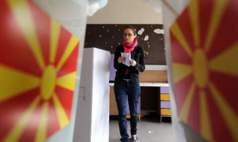 Δημοψήφισμα Σκόπια: Φυλακισμένοι και άτομα με ειδικές ανάγκες ψηφισαν από σήμερα