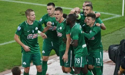 Παναθηναϊκός – ΠΑΣ Γιάννινα: Zorba the… Green!