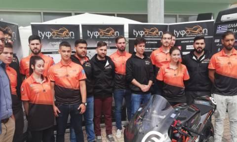 Το πρώτο ελληνικό αγωνιστικό Moto 3 από φοιτητές του Πολυτεχνείου Κοζάνης
