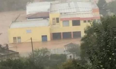 Ζορμπάς - Συναγερμός για τον κυκλώνα: Σε κατάσταση έκτακτης ανάγκης περιοχές σε Εύβοια και Φθιώτιδα